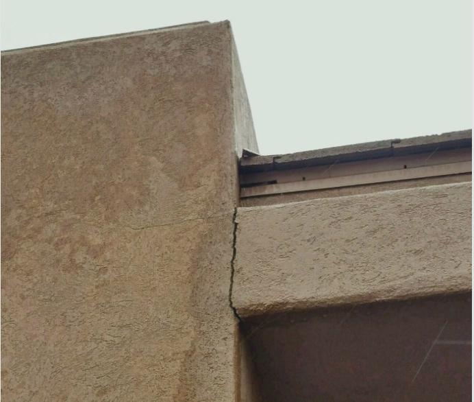 Stucco Repair Hicaliber