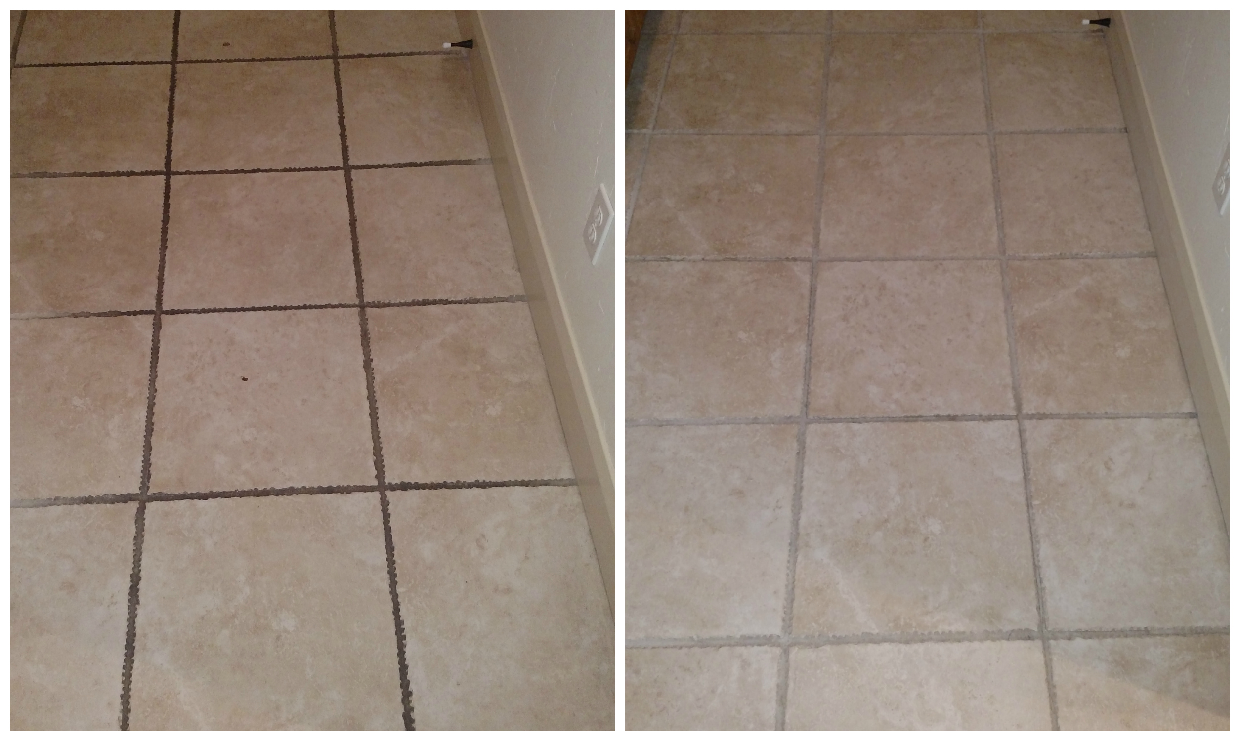 Tile cleaning experts hicaliber we arrive well prepared to tackle any job large or small we also offer grout sealing as well as cleaning services for ceramic porcelain granite marble dailygadgetfo Image collections