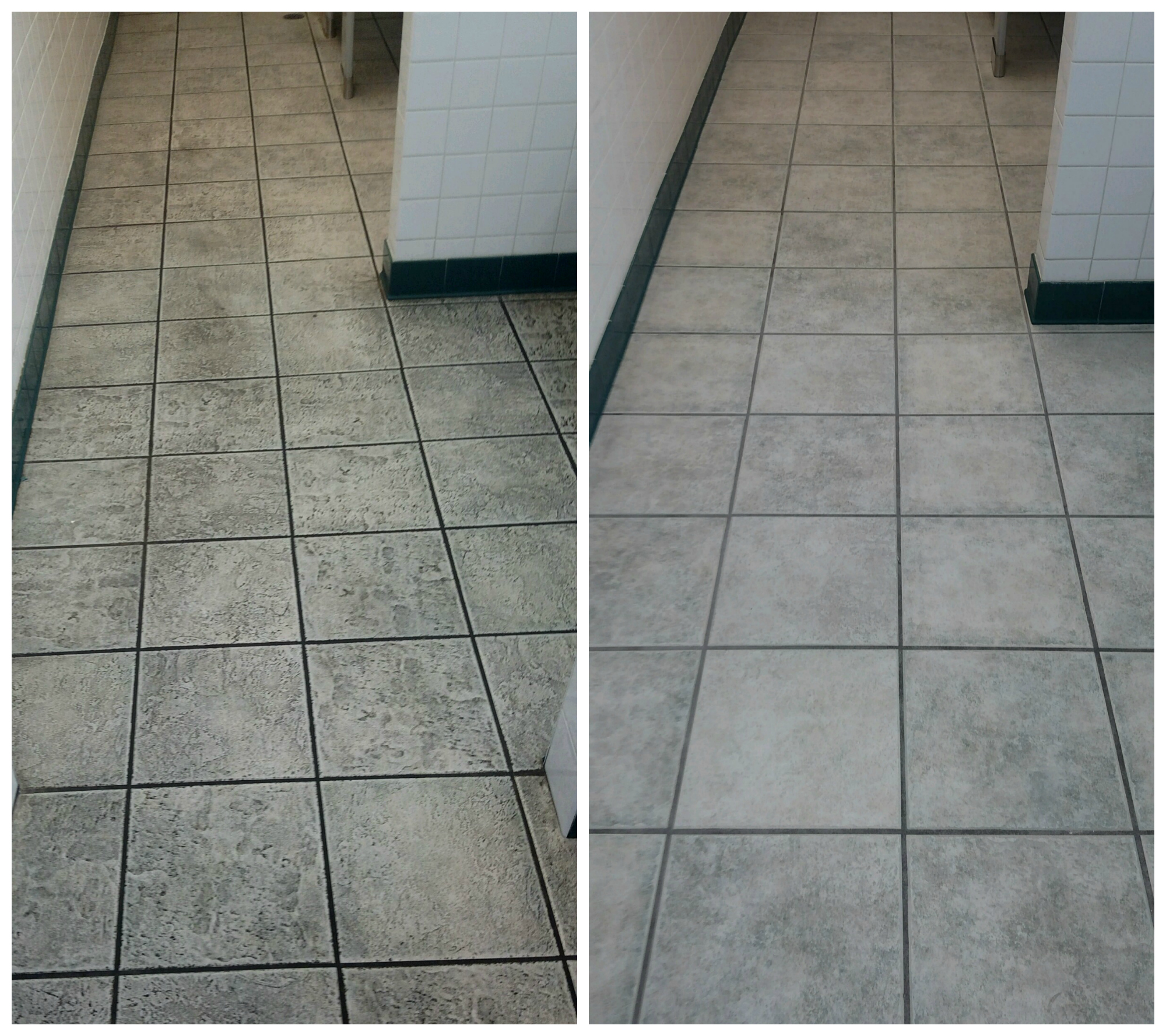 Commercial Tile Cleaning | HiCaliber